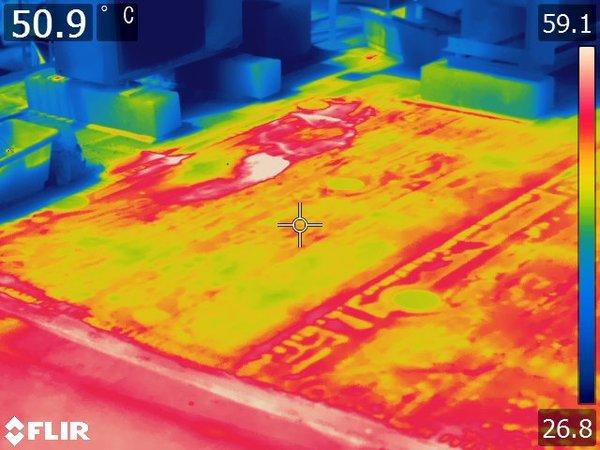 群馬県高崎市 外壁赤外線調査 屋根防水診断