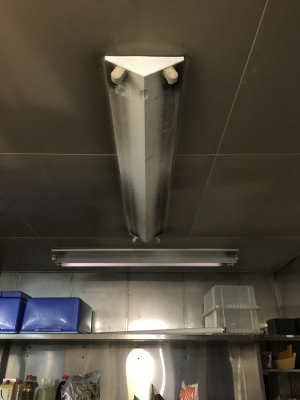 栃木県佐野市 照明器具交換工事