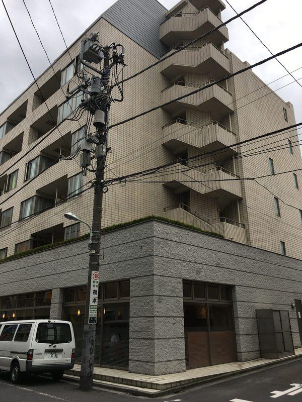 東京都渋谷区 特定建築物定期検査(旧特殊建築物)