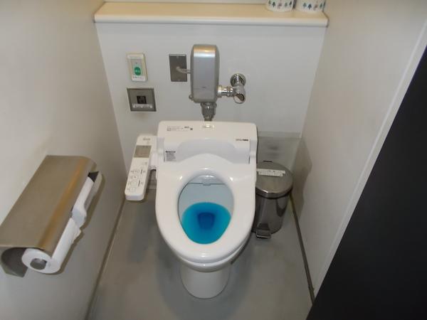 建築設備定期検査(雑用水の用途)