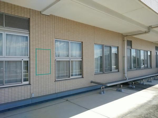 外壁全面打診及び赤外線調査(茨城県古河市)