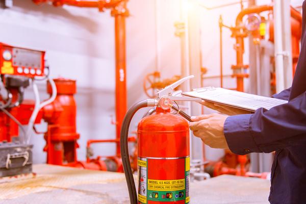 消防設備の点検や施工方法について!詳しく解説